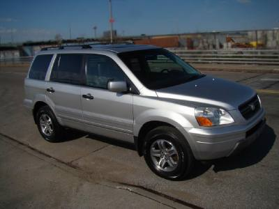 2005 Honda Pilot EX-L with NAVI