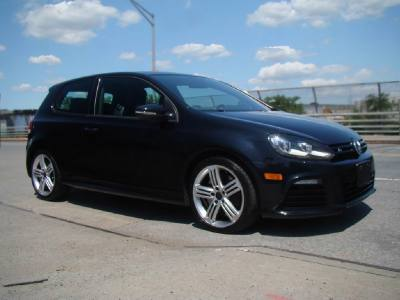 2012 Volkswagen Golf R AWD