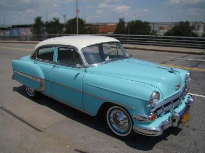 1954 Chevrolet Bell Air Sedan