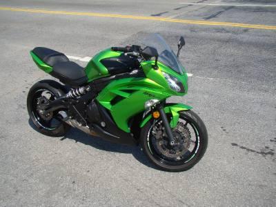 2012 Kawasaki EX650EC Ninja