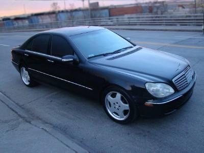 2004 Mercedes-Benz S-Class 4.3L