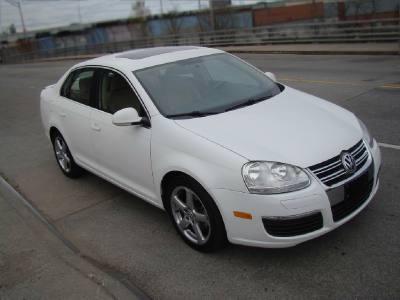 2009 Volkswagen Jetta Sedan TDI
