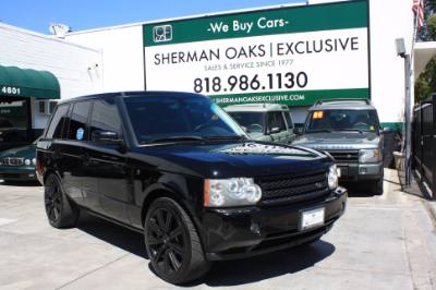 2006 Land Rover Range Rover Westminster Supercharged