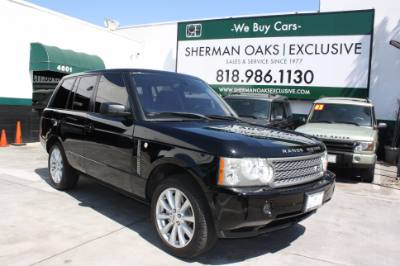 2008 Range Rover SUPERCHARGED WESTMINSTER