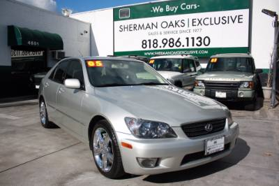 2005 Lexus IS 300 Sport