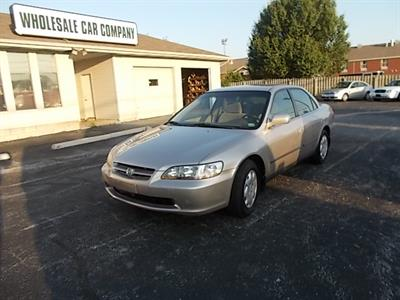 1998 Honda Accord Sdn LX