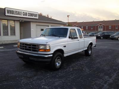 1994 Ford F-150 XLT Super Cab 4x4