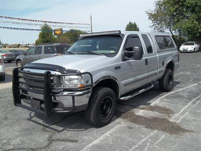 1999 Ford Super Duty F-250 Supercab XL