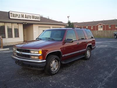 1998 Chevrolet Tahoe LT 4x4