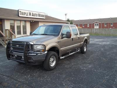 2003 Ford Super Duty F-250 XLT 4x4
