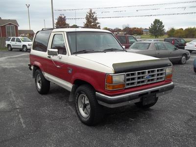 1989 Ford Bronco II XLT 4X4