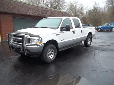 2004 Ford Super Duty F-250 XLT 4X4