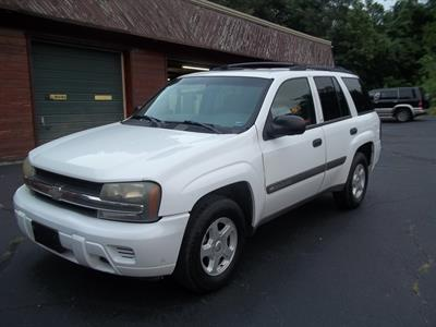 2003 Chevrolet TrailBlazer LS 4x4