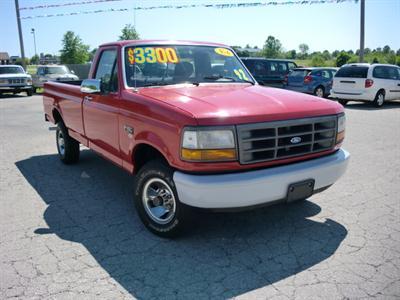 1992 Ford F-150 XL