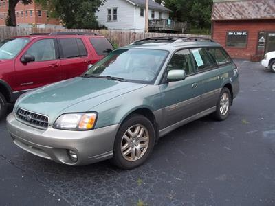 2003 Subaru Legacy Wagon Outback Ltd