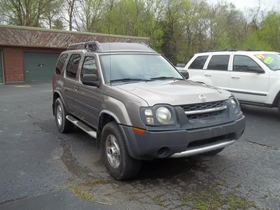2003 Nissan Xterra XE 4X4