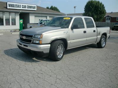 2006 Chevrolet Silverado 1500 LT Special Edition