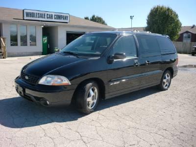 2001 Ford Windstar Wagon SE Sport