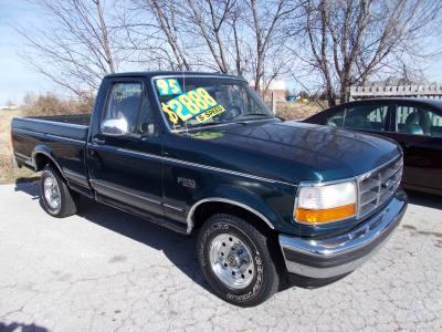 1995 Ford F-150 XLT