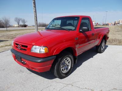 2001 Mazda B-Series 2WD Truck SES