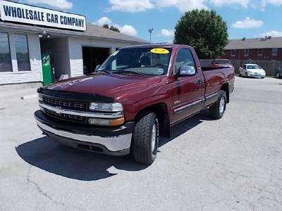 2000 Chevrolet Silverado 1500 LS Z71