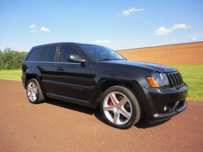 2009 Jeep Grand Cherokee SRT-8