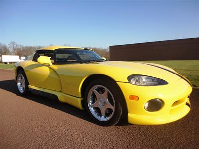 1995 Dodge Viper RT/10 CONVERTIBLE