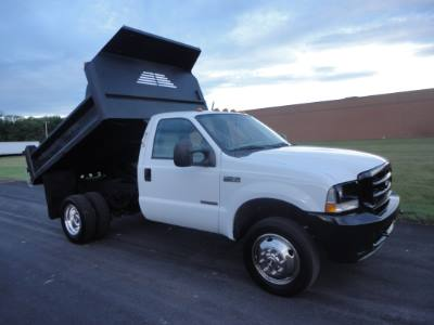 2003 Ford Super Duty F-450 DRW XL