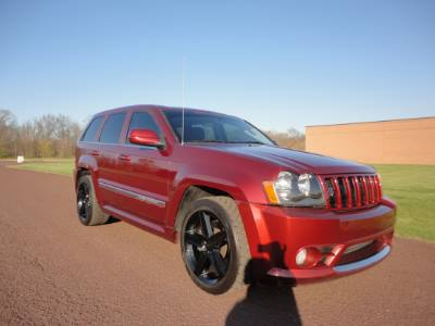2007 Jeep Grand Cherokee SRT-8