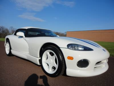 1996 Dodge Viper RT/10 V-10 Roadster