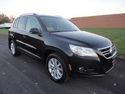 2009 Volkswagen Tiguan SE w/Leather