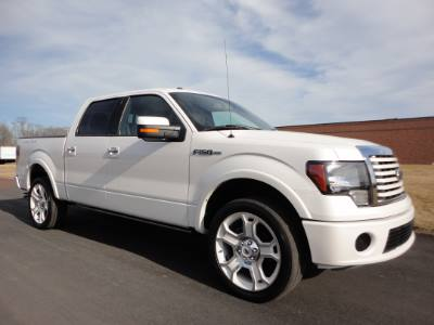 2011 Ford F-150 Lariat Limited SuperCrew 6.2