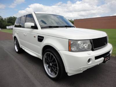 2006 Land Rover Range Rover Sport HSE