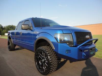 2010 Ford F-150 FX-4 SuperCrew