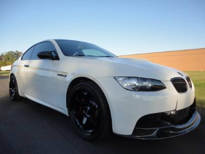 2012 BMW M3 Competition Package