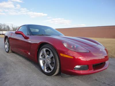 2008 Chevrolet Corvette 3 LT