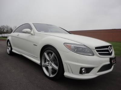 2009 Mercedes-Benz CL 63 AMG