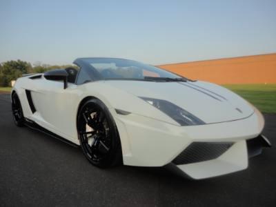 2011 Lamborghini Gallardo Spyder Performante