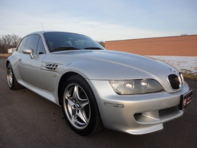 2001 BMW Z3 M Coupe