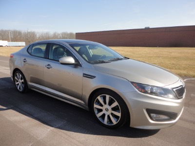 2012 Kia Optima SX