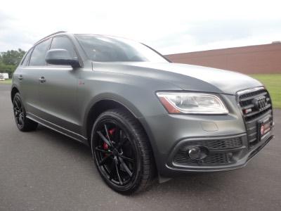 2016 Audi SQ5 Prestige