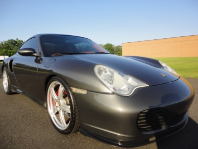 2003 Porsche 911 Carrera Turbo