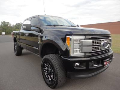 2017 Ford Super Duty F-250 SRW Platinum