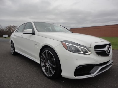 2015 Mercedes-Benz E-Class E 63 AMG S-Model
