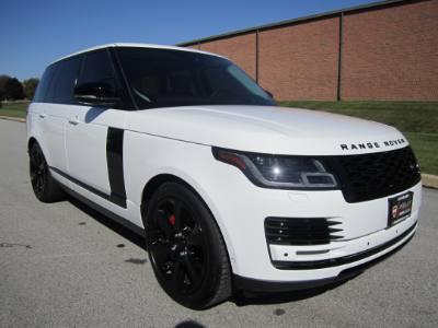 2018 Land Rover Range Rover Supercharged V8