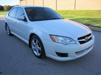 2008 Subaru Legacy (Natl) Special Edition