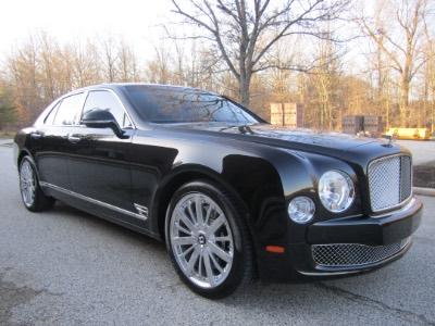 2014 Bentley Mulsanne MULLINER