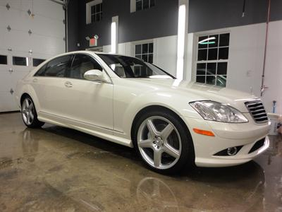 2009 Mercedes-Benz S S550 4MATIC