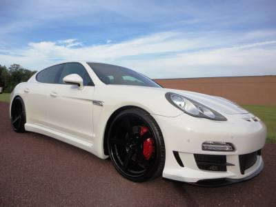 2012 Porsche Panamera PRIOR600 PRIOR-DESIGN Aerodynamic-Kit
