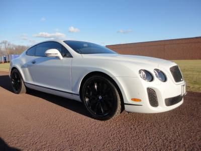 2010 Bentley Continental Supersports Supersports